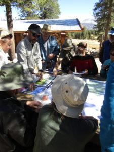 Yosemite Park Wilderness Planners