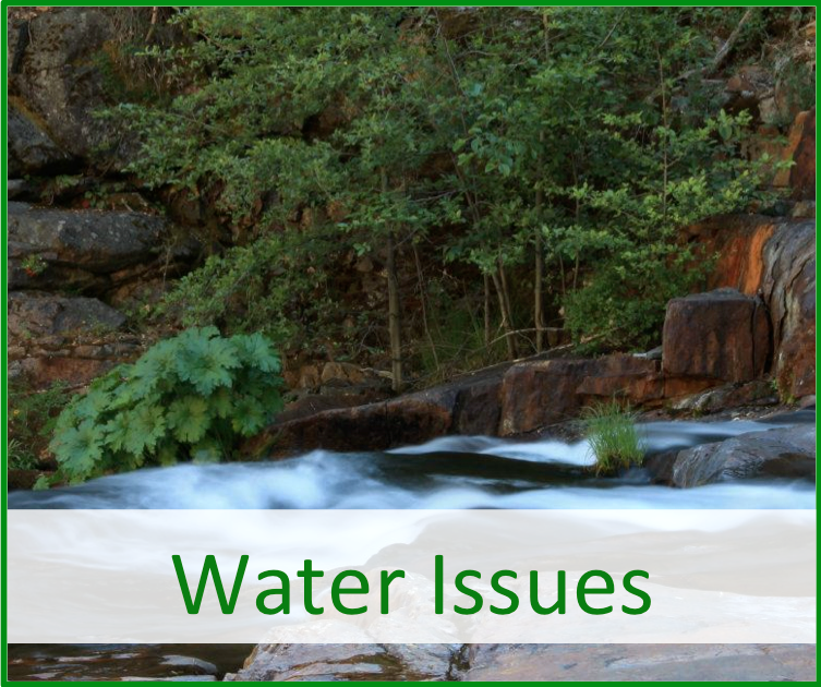 water issues environmental sierra nevada yosemite Clavey River below God's Bath