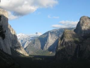 Yosemite off Big Oak Flat Road