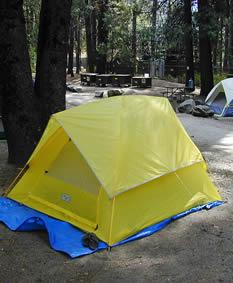 tent nature activities kids
