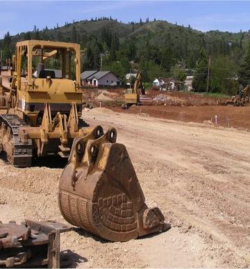 development bulldozer