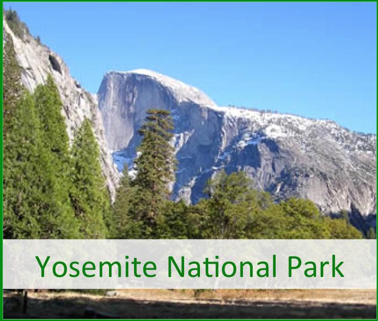 Misty Morning in Yosemite Valley environmental issues sierra nevada