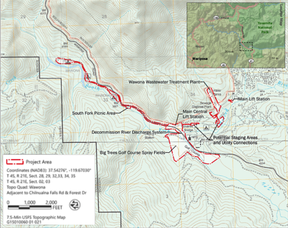 Yosemite Approves Wastewater Treatment Plant Upgrade at ...